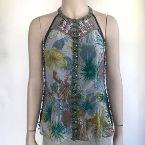 Anthropologie Byron Lars Beguile Top Lars 6